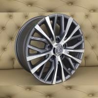 Фото диска Lexus LXD450 серый с полировкой