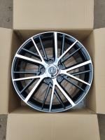 Фото диска Lexus Camstyle черный с полировкой