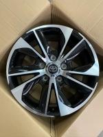 Фото диска Toyota TYP04 черный с полировкой