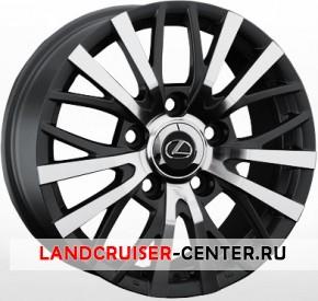 Диск  Lexus D5063 черный с полировкой